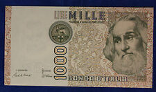 BANCA D' ITALIA Mille 1000 Lire Marco Polo 28.10.1985 Lettera D #BI142