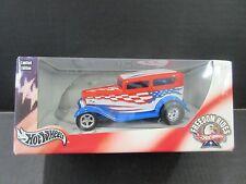 Hot Wheels Freedom Rides Van - Limited Edition 1/24 Diecast