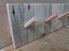 Reciclado Pallet Madera Perchero hecho a mano