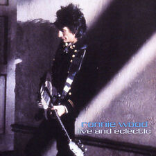 Ron Wood - Live & Eclectic (2xCD, Jul-2002)  Burning Airlines NEW sealed