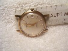 VINTAGE BENRUS 17 JEWEL AUTOMATIC   MANS  W/WATCH 1960S AS IS