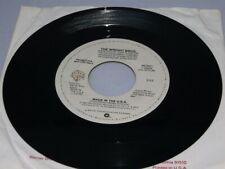 """Wright Brothers:   Made In The U.S.A   US  PROMO   7"""""""