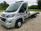Fiat Ducato Car transporter / Recovery truck - NO VAT - Just Serviced at Fiat.