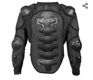 Fincci Protective Body Armour Mx Endura motorcross jacket Med