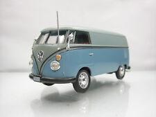 Hongwell Volkswagen Transporter T1 Combi Bus 1/43? Blue Good Condition