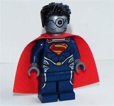 Lego Dc Super Heroes Lex Cyborg Superman Minifigura robot hecho de partes LEGO