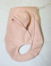"""Reborn Babies Cloth Body Suits Primate Monkey 16"""" Baby Doe Suede Orangutan #6568"""