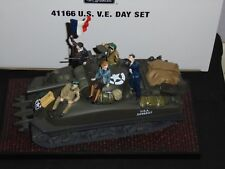 BRITAINS COLLECTORS CLUB WW2 SET NO.4166 AMERICAN V.E. DAY SET,NEW,BOXED.