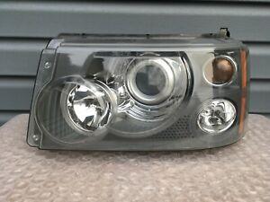 06 07 08 09 Land Rover Range Rover SPORT LH Left Headlight LED OEM AFS LR012439