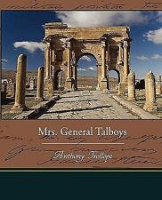 Mrs General Talboys by Anthony Trollope (2009, Paperback)