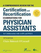 A Comprehensive Review for the Certification and Recertification Examinations.