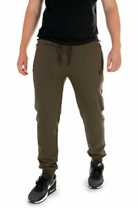 Fox KHAKI/CAMO POCKET JOGGER CARP FISHING JOGGER NEW ALL SIZES AVAILABLE