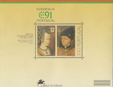 Portugal Bloque 79 (edición completa) nuevo 1991 europeo Festival Cultural