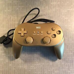 Goldeneye 007 Nintendo Wii Classic Controller