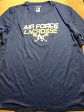 Men's Air Force Military Lacrosse Jersey Shirt 2Xl