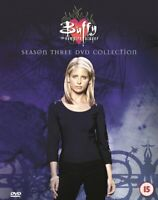 Buffy the Vampire Slayer: Series 3 (Standard plastic case packaging) [DVD] [1998