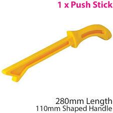 110mm Poignée push stick-protection-Doigts Outil d'Alimentation