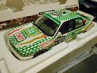 BMW M3 E30 EVO DTM Norisring Tic Tac 1991 #43 Berg Tauber TNT Minichamps 1:18