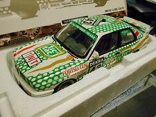 BMW m3 e30 EVO DTM Norisring TIC TAC 1991 #43 montagna Tauber TNT Minichamps 1:18