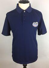 Mens 2007  NASCAR 49th Daytona 500 Short Sleeve Polo Shirt Size M Blue