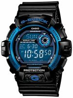 Casio Men's G-Shock G8900A-1 Blue Resin Quartz Sport Watch