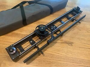 Kessler 3' CineSlider w/ Parallax and many accessories