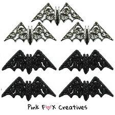 Vita DA STREGA pipistrelli dress It Up Novità Craft pulsanti Halloween Bird Sew embelishment