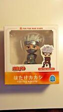"""NARUTO SHIPPUDEN """"KAKASHI HATAKE"""" 3"""" PVC FIGURE #163"""