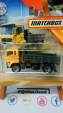 Matchbox Man TGS Dump Truck 2019-031 (NP10)