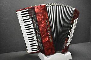 Delicia Choral Brevetto 4 Chörig 120 Bässe #1760