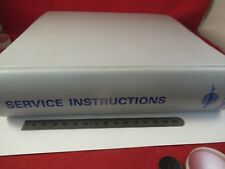 VINTAGE BRUEL KAJER DENMARK SERVICE MANUAL MULTIPLE MODELS AS PICTURED &100-B