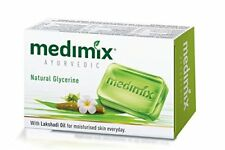 Medimix Soap  Glycerine & Lakshadi Oils  75 gm / 125 gm  Ayurvedic  Bath