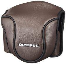 OLYMPUS CSCH-118 couverture complète LTH Veste marron pour Stylet 1