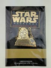 WDW Disney MGM Star Wars Weekends May 2000 Chewbacca Pin 1731 LE
