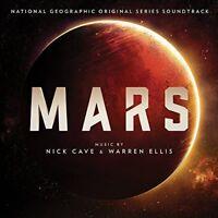 Nick Cave and Warren Ellis - Mars (Original Motion Picture Soundtrack) [CD]