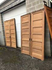 Mark 3 Pair Available Each Antique Pocket Door 60 x 90 X 2 3/4�