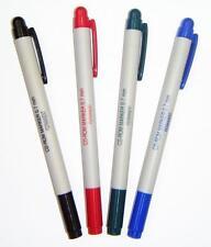 DVD CD Marker 4 pack 4 colour waterproof permanant marker pens