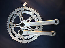 CLASSIC SOLIDA ALLOY CHAINSET-42/52T ALLOY RINGS 170mm CRANKS- 14mm PEDAL THREAD