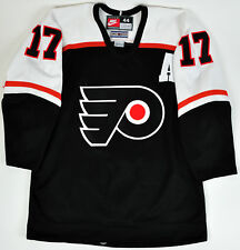 Rod Brind'Amour Hockey Jersey Assistant Captain Vintage Nike Philadelphia Flyers