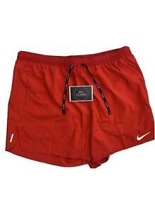 Red Nike Running Shorts