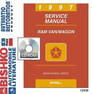 Service Repair Manuals For Dodge Ram 3500 Van For Sale Ebay