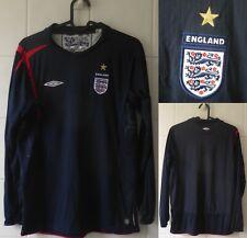 2005-2007 Inglaterra Umbro Porteros Camisa juvenil