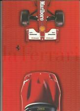 FERRARI 360 MODENA/SPIDER/MODENA CHALLENGE,456MGT-GTA PLUS MORE 'BROCHURE' 2001