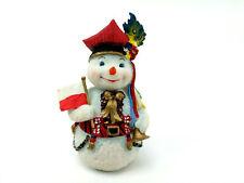"Galleria Lucchese ""Polish� Snowman 1997 for Roman Ornament"