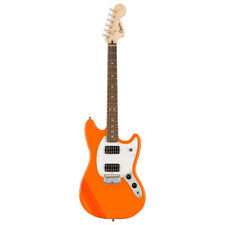Fender SQUIER FSR Bullet Competition Mustang HH CPO ❘ E-Gitarre ❘ Hardtail