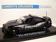 First Response Replicas Los Lunas, New Mexico Police 2012 Dodge Charger