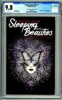 Sleeping Beauties #1 - CGC 9.8 NM/MT PEACH MOMOKO EXCLUSIVE VARIANT - (IDW)