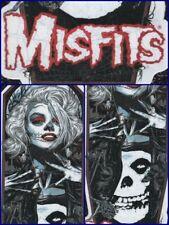 Late 1970s-present Horror Punk Band Vinyl Sticker