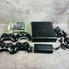 Microsoft Xbox 360 S Console 4Gb Bundle Lot