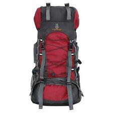 60L Camping Travel Rucksack Waterproof Sports Outdoor Backpack Hiking Large Bag